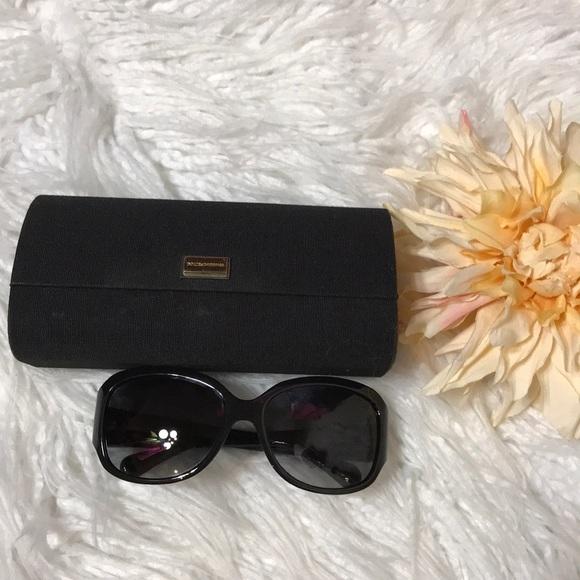 af1348a729bb Dolce   Gabbana Accessories - D G Dolce   Gabbana DD8065 501 T3 Black  Sunglasses